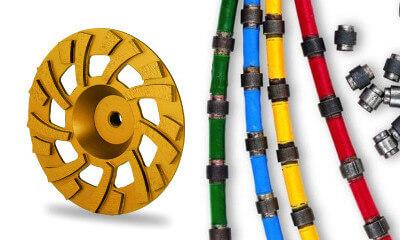 電気、機械部品および工具